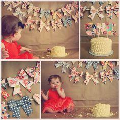 1 year old photos! 1st birthday cake smash!!