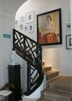 Best Stair Railing On Pinterest Railings Stair Runners And 400 x 300