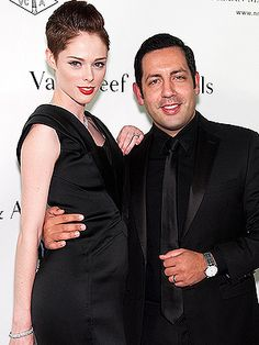 Coco Rocha Expecting FirstChild