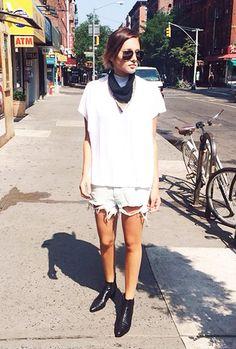 Shop Danielle Bernstein's blogger essentials—all under $100! // #Fashion #Shopping