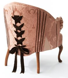 Corset Chair ~ Wow