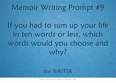 Writing Prompt: This prompt is great because it is personal to each student. I like that it allows students to really think about themselves and it would let them be more invested in the piece of writing. Having prompts about students and their lives is a great strategy to get students engaged and writing.