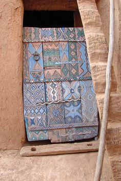 Tighmart Oasis. Guelmin, Morocco.