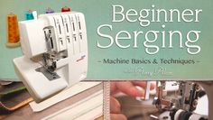 As soon as I get my serger...