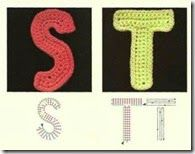 alphabet 9 crochet craze, crochet gift, crochet pattern, crochet idea, complemento crochet