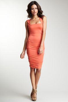 EcoSkin  Milan Dress  #HLsummer