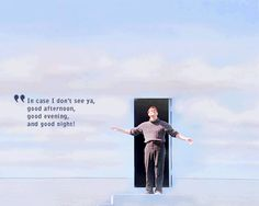 the truman show quotes, film quotes, films, bow, case, happy endings, feelings, evenings, jim carrey movie quotes
