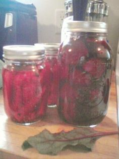 "Pickled Beets from Food.com:   								This is a recipe that has been passed down in my family from my great-grandmother, to my grandmother, to my mom, and now to me! I am so glad to have this family favorite! I have now become the designated ""pickled beets"" preparer in our family!"