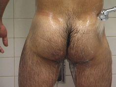 shower ass