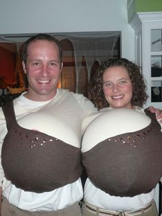 Halloween Costume Ideas For Couples - Cheesy Halloween Costume Ideas - Cosmopolitan