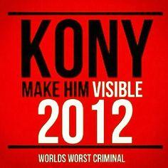 Stop Kony!