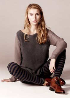 'Chinti and Parker' @ Net-A-Porter A/W 2012 Collection ...