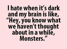 Lol...monsters