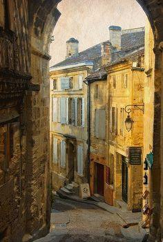 Saint-Émilion, Bordeaux, France