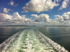Smooth water by Shaun Beckett  #fraserbarges #fraserisland #queensland #australia www.fraserislandferry.com.au
