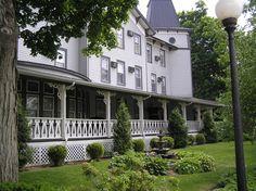 The Riverside Inn, Cambridge Springs PA