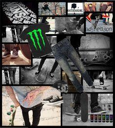 """skatebording."" by tylerbone ❤ liked on Polyvore"