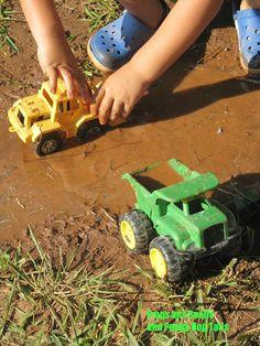 Mud, Mud, Mud!
