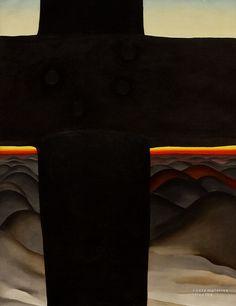 Black Cross - Georgia O'Keeffe