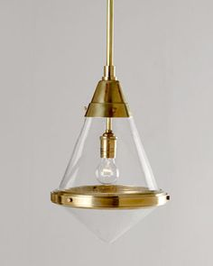 Gale Pendant Light by VISUAL COMFORT at Horchow.