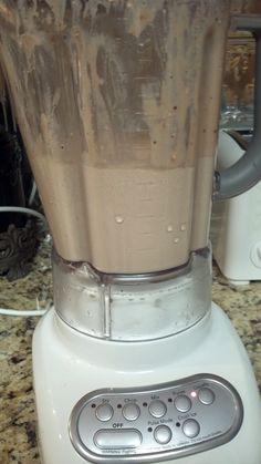 no bake cookie, protein shake. Herbalife recipe