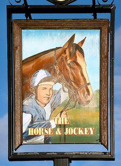 The Horse & Jockey.