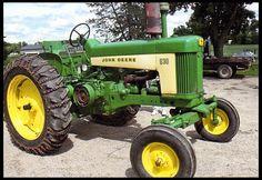 1960 John Deere 630 Gas Another Mecum Sold Sold Price: $4,100