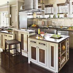 Kitchen Inspiration: Eco-Friendly Kitchen - Kitchen Inspiration - Southern Living