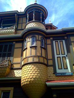 Winchester Mystery House                     San Jose, CA