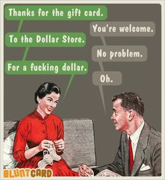 dollar store gift card