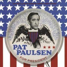 Pat Paulsen For President Album