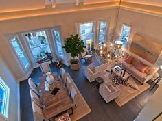Nominee 5: Classic contemporary in San Francisco, CA. Zillow standout feature: Cathedral ceiling in a well-lit living room.