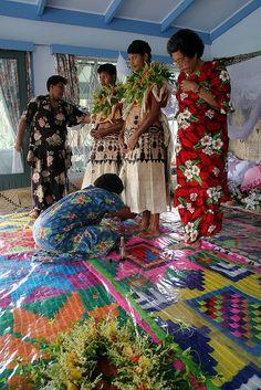 Fijian traditional wedding http://pinterest.com/nfordzho/2013-fashion-t-shirts/