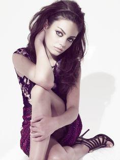 Mila Kunis. :)