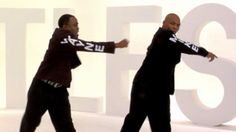 Wholly what the heck! Super Cool.  Every Little Step with Mike Tyson & Wayne Brady