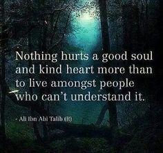 Kind soul