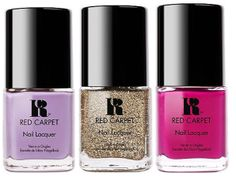 Red Carpet Manicure Launches Lacquers to Match Its Gel Polishes : The at-home gel mani pioneers take a step back to basics. #SelfMagazine