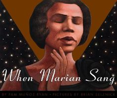 An introduction to the life of Marian Anderson, extraordinary singer and civil rights activist, who was the first African American to perform at the Metropolitan Opera, whose life and career encouraged social change.