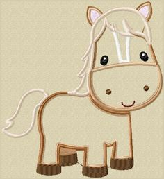 Best Horse Applique by SugarBritchesEandD on Etsy, $2.75