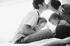 family of four • tara whitney