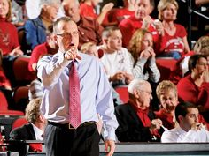 Western Kentucky University basketball coach Ray Harper | kentuckymonthly.com