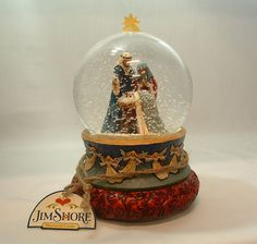 Snow Globe 4 - Jim Shore