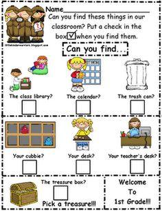 Meet the teacher????