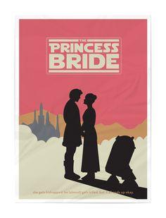 STAR WARS Movie Mash-Up Posters - News - GeekTyrant
