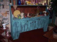 Primitive cabinet , I built