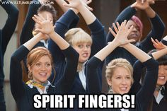 I liked Pitch Perfect - didn't have high hopes going in but I laughed the whole time