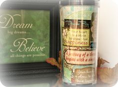 The Hens Den: Inspirational Cup of the month project with Cheri using BoBunny Serenity