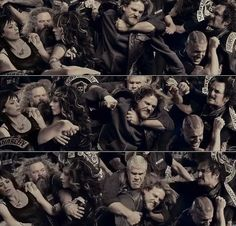 Sons of Anarchy Season 6 Promo packing a punch!