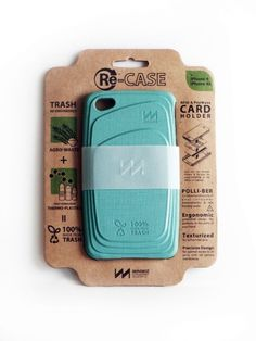 Re-Case - phone cases made from trash