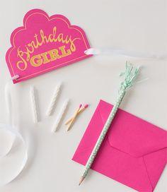 Birthday Girl Crown | Sugar Paper Los Angeles